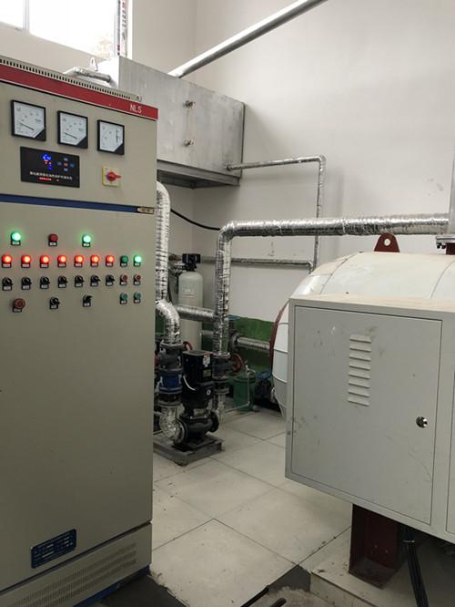 铜川480千瓦采暖betway精装现场