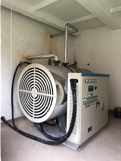 铜川印台区频阳小学720千瓦电热水必威体育官网入口采暖